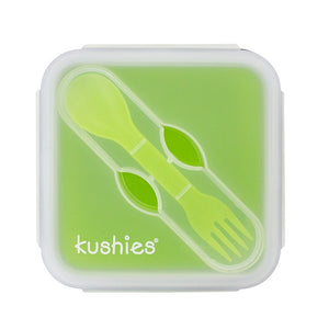 Silibox Silicone Container -  Green