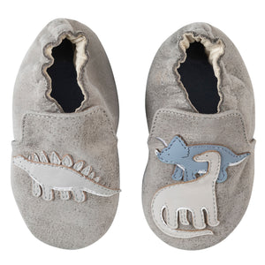 Robeez Soft Soles - Ramsey Grey