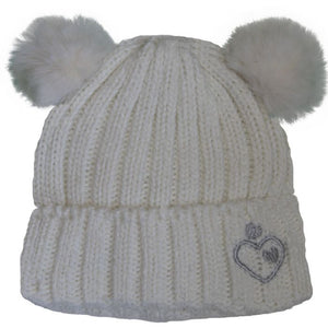 Winter Hat - Cashmere Touch Calikids W2024 Cream