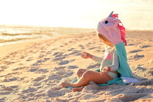 Toddler Towel Zoocchini Allie the Alicorn