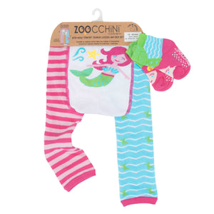 Legging & Sock Set Zoocchini Marietta The Mermaid