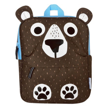 Zoocchini Everyday Square Backpack Bear