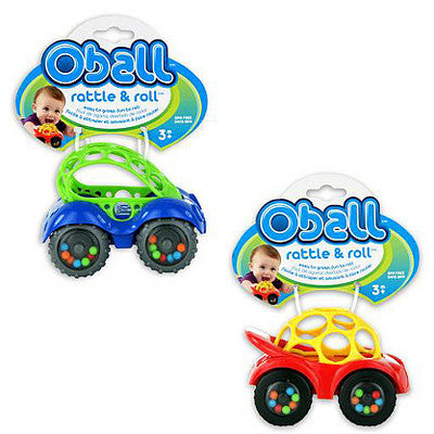 Oball - Rattle and Roll