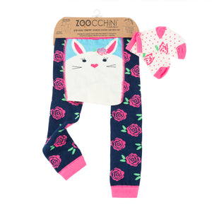 Legging & Sock Set Zoocchini Bella the Bunny