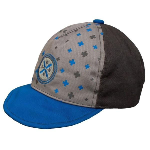 Baby Cap - Calikids Grey/Blue S1926 L (18m-3y)