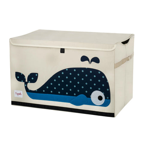 Whale Toy Chest  3 Sprouts