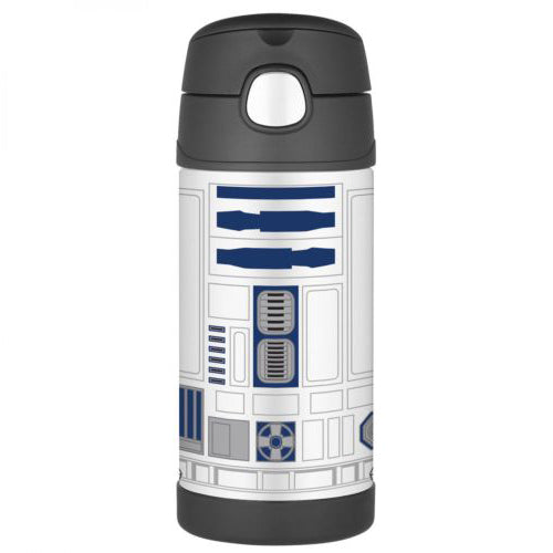 Thermos 12oz Insulated Straw Bottle - Star Wars  (F4015SW6)