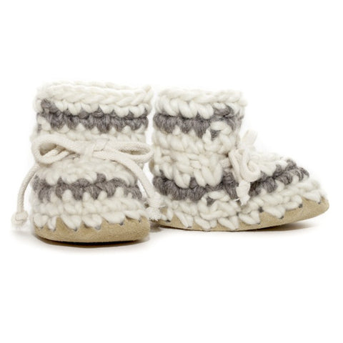 Padraig Slippers  Cream