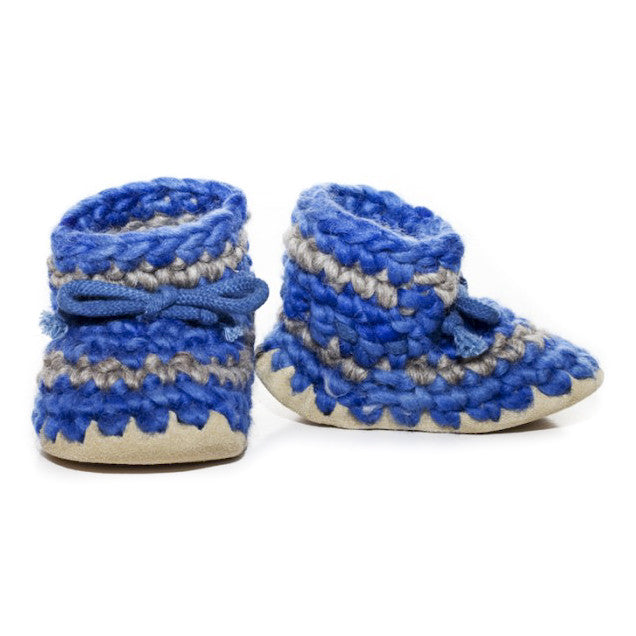 Padraig Slippers Blue