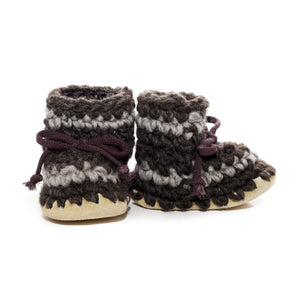 Padraig Slippers Brown