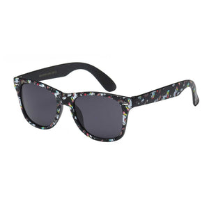 Sunglasses - Wayfarer Kids Unicorn Black