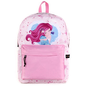 "Backpack 14"" - Mermaid"