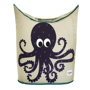Laundry Hamper 3 Sprouts Octopus