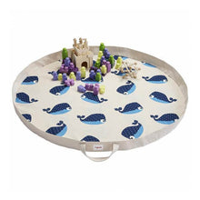 Play Mat Bag 3 Sprouts Whales