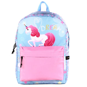 "Backpack 14"" - Unicorn Blue"