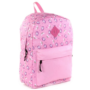 "Backpack 14"" - Unicorn Pink"
