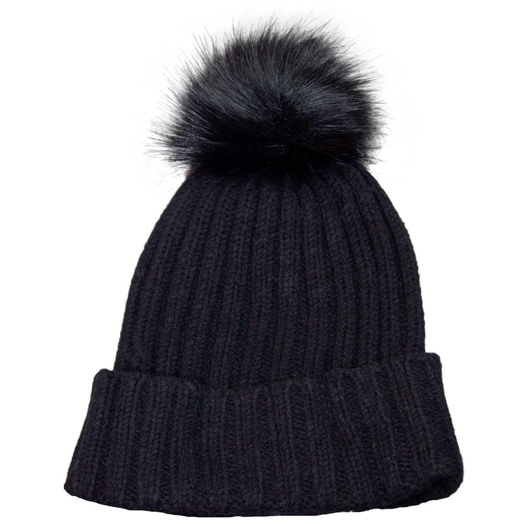 Winter Hat - Calikids W1826 Black