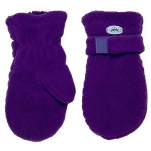 Fleece Mittens - Calikids W1886 Imperial Purple