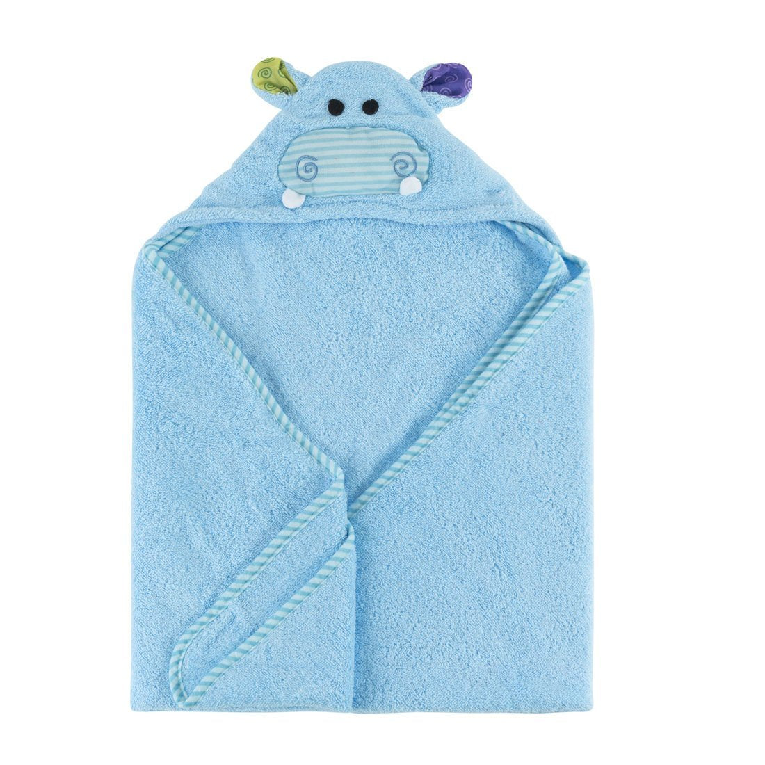 Baby Towel Zoocchini Henry the Hippo