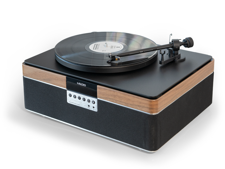 The +Record Player All IN One Bluetooth