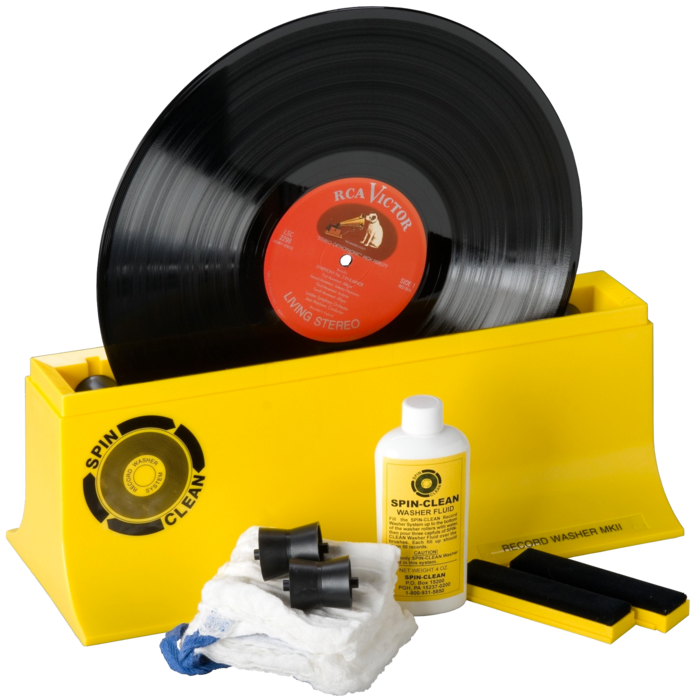 Spin-Clean: Vinyl Record Washer System