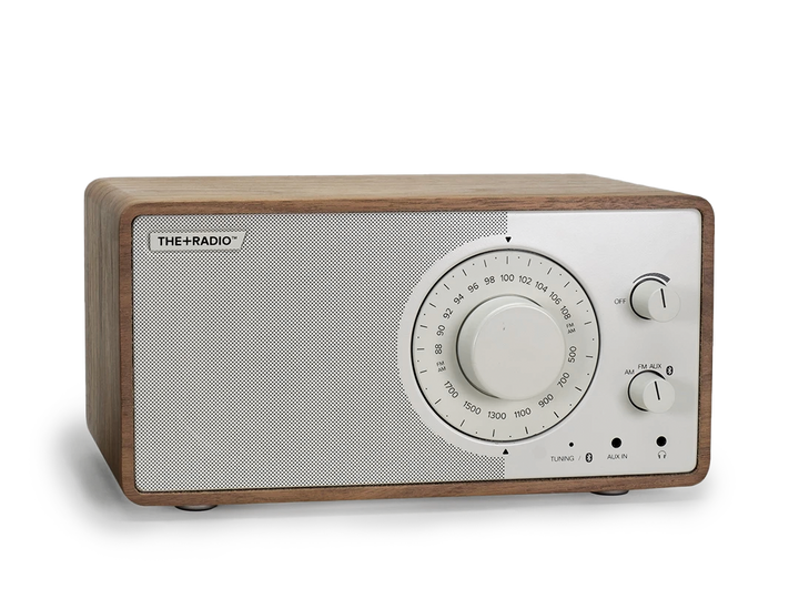 The + Radio AM/FM Radio Bluetooth