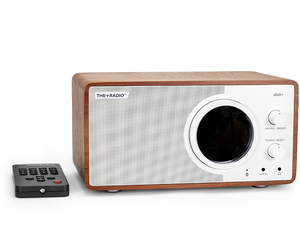 The +Radio DAB+ Digital FM Bluetooth