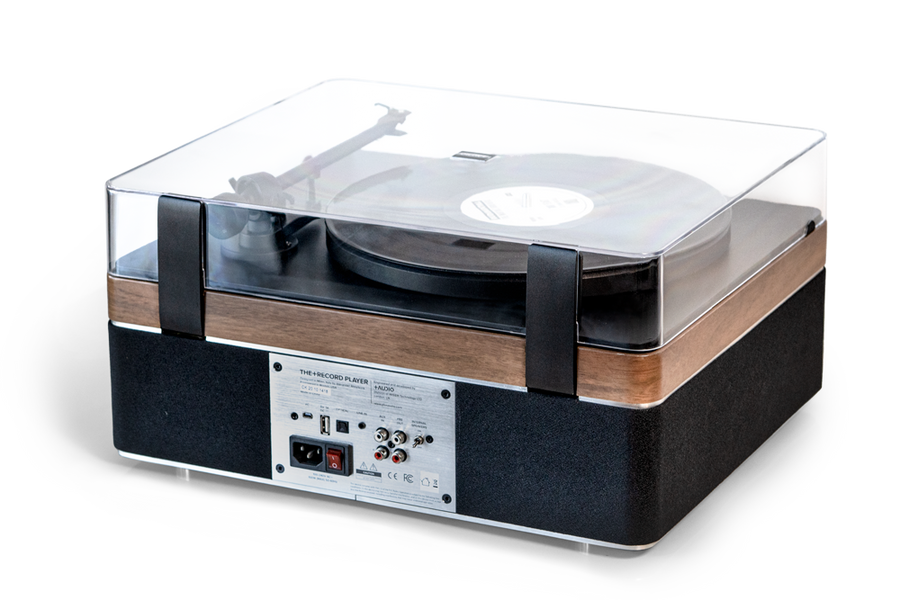 The +Record Player All In One