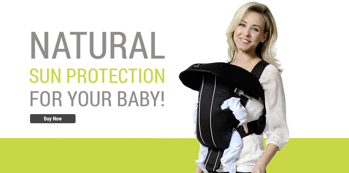 Natural Sun Protection for Your Baby!