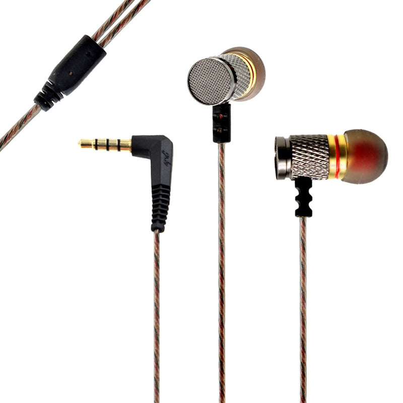 Gold Khromo Earphones - ShopKhromo