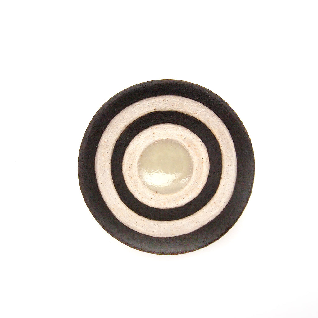 Small Bullseye Ring Dish