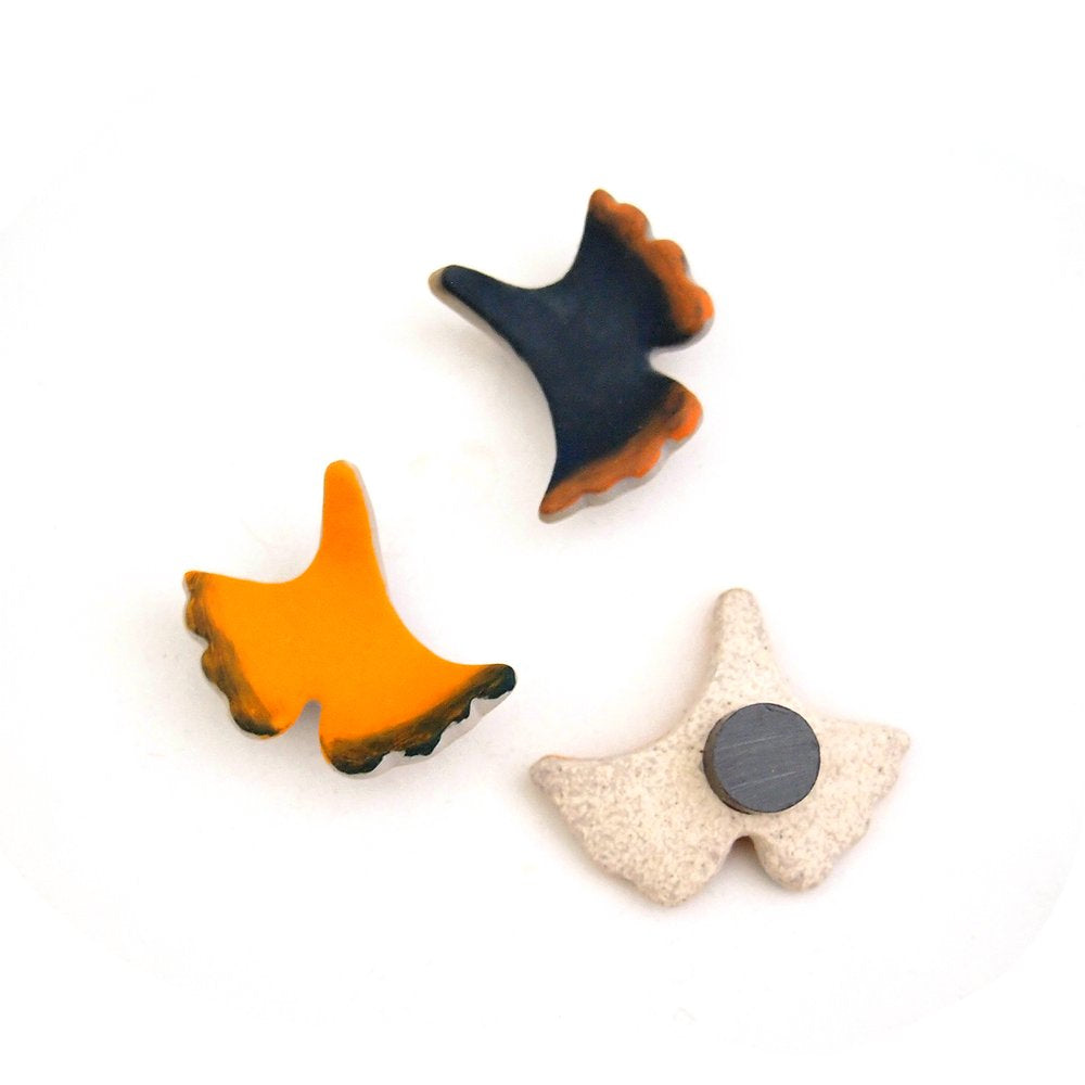 Ginkgo Leaves Magnet Set (ed. 1/7)