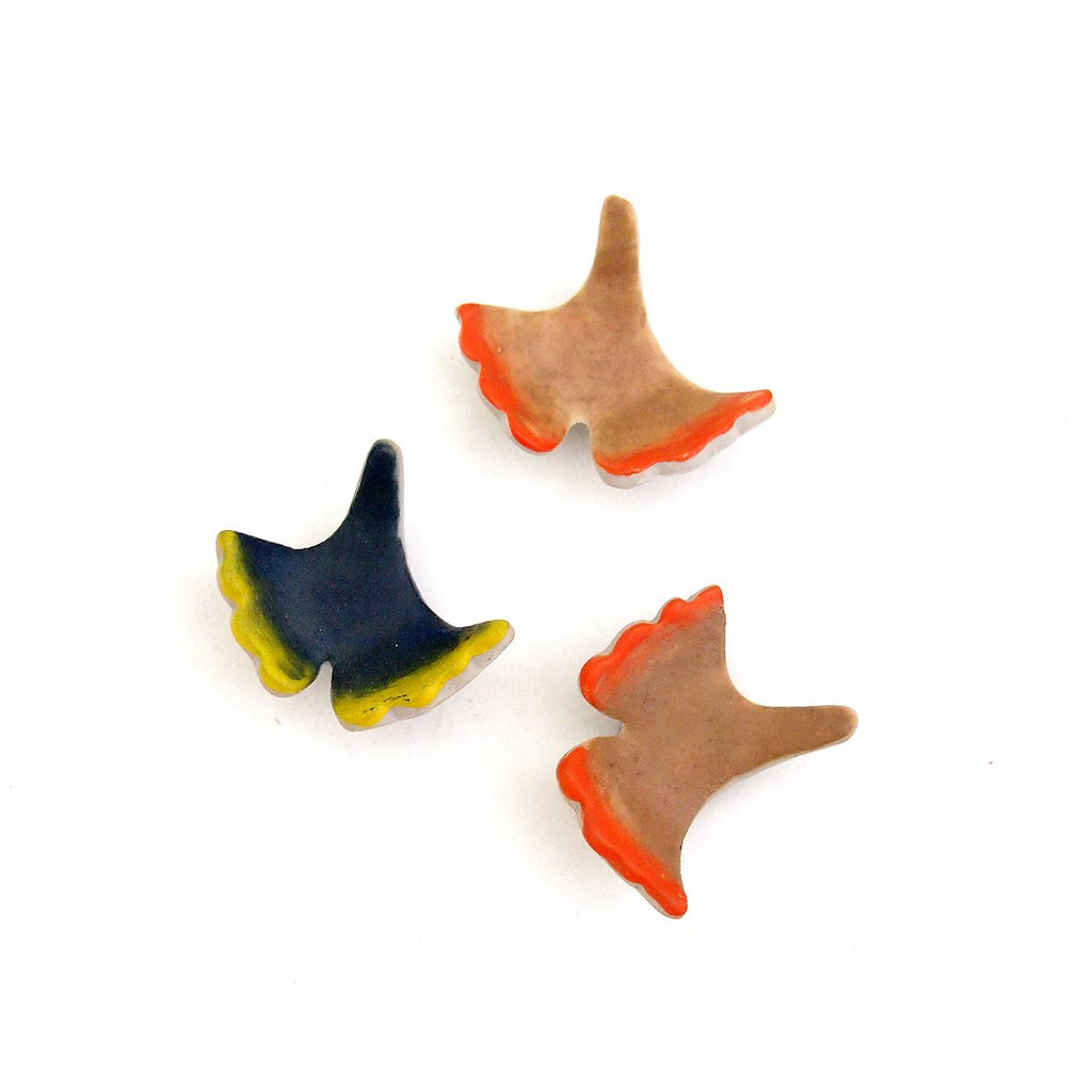 Ginkgo Leaves Magnet Set (ed. 3/7)