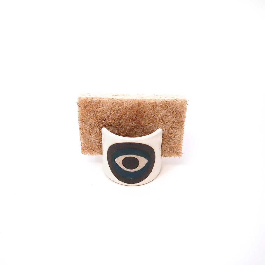 Mystic Eye Sponge Holder