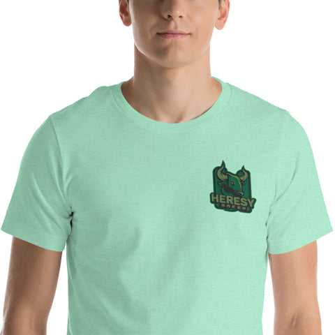 Heresy Green T-Shirt