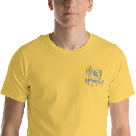 Heresy Yellow T-Shirt