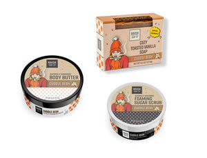 Cuddle Sesh Three-Fer Gift Set Ravish Soap Company