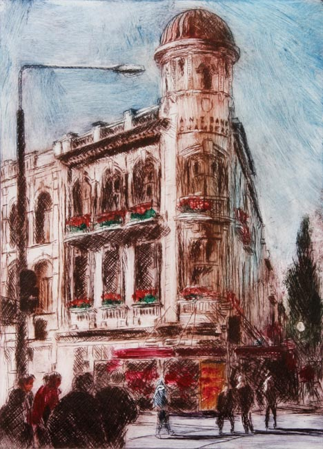 Philip Beadle-ANZ Bank Chambers Christchurch