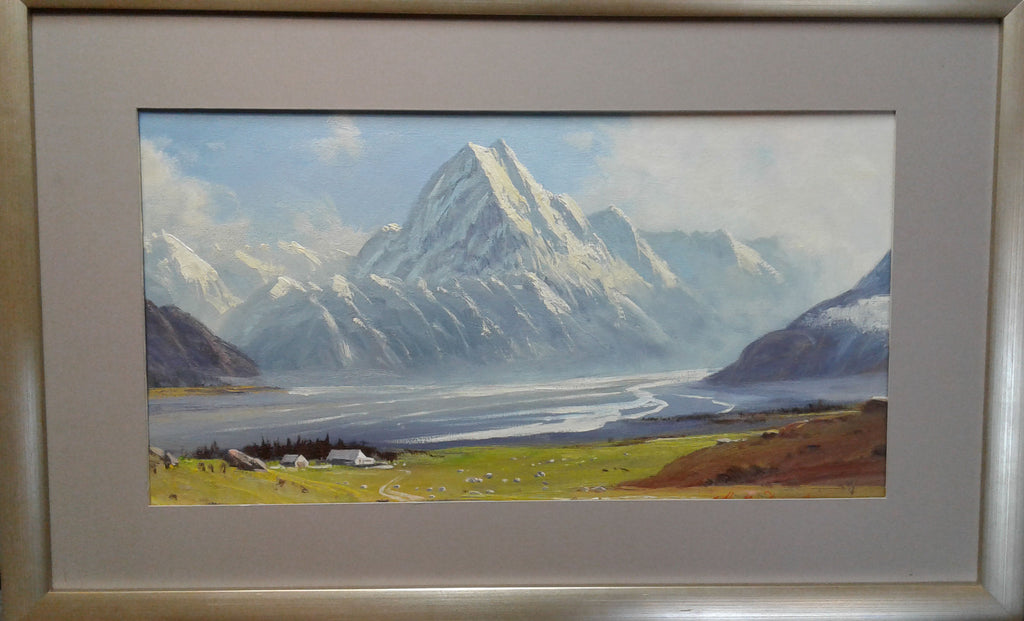 Mark Thomas- Mount Cook