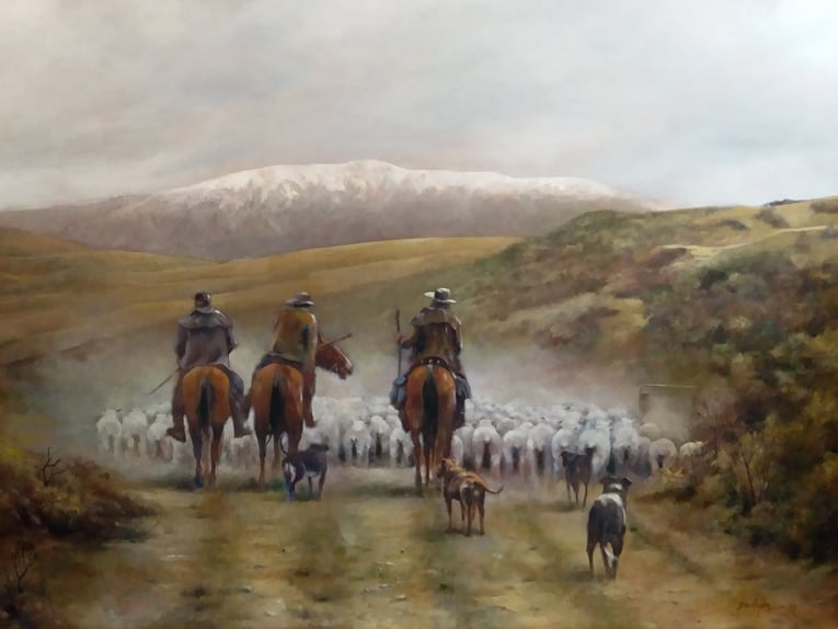 David John-Highcountry Mustering 2