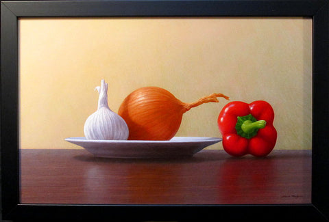 Mark Rodgers-Garlic,Onion and Pepper