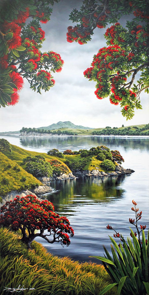 Dale Gallagher-After the Rain ,Waiheke Island