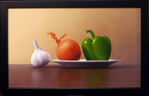 Mark Rodgers- Garlic, Onion and Pepper