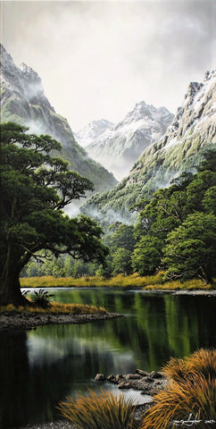 Dale Gallagher-Fiordland Adventure day 2