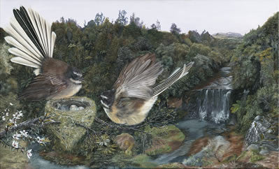 Sandra Whyte-Flowing Feathers
