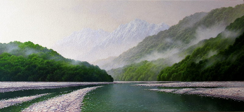 Mark Rodgers-Haast Pass 1