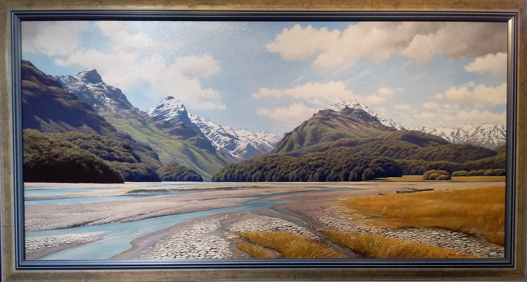 Mark Rodgers-Dart River Glenorchy