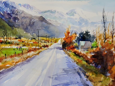 Keith Reed-North from Kaikoura