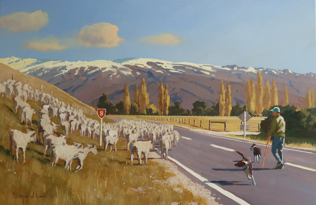 Simon Williams-Otago Muster