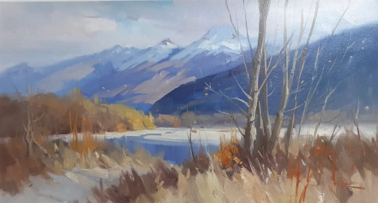 Richard Robinson-Towards Glenorchy